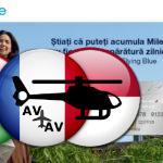 CÂŞTIGI MILE FLYING BLUE CU NOUL CARD LANSAT DE BANCA TRANSILVANIA, TAROM ŞI AIR FRANCE-KLM