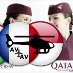 QATAR AIRWAYS VINE LA IAȘI SĂ RECRUTEZE ÎNSOȚITORI DE ZBOR