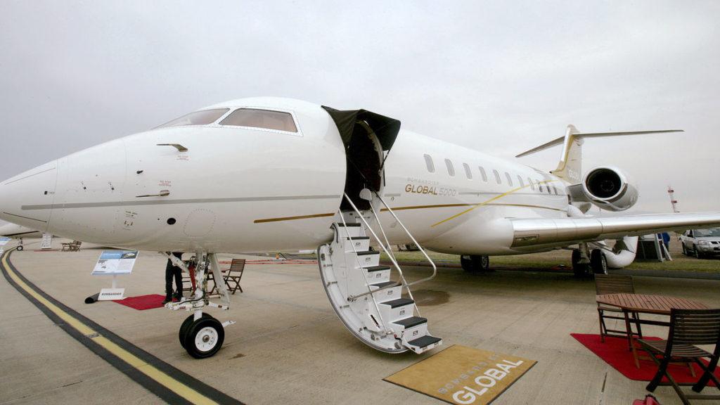 Деловая авиация в Молдавии и Румынии