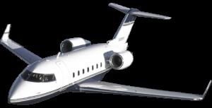 Comandarea unui avion privat